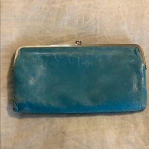Blue Hobo Lauren wallet